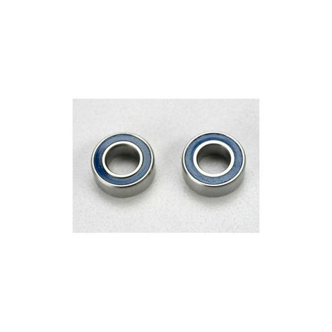 Ball Bearing, 5 x 10 x 4mm (2): TMX 3.3, Revo, SLY (TRA5115)
