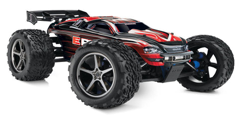E-Revo 1/10 4WD Monster Truck W/ TQi 2.4GHz Radio and TSM (No Batteries) (TRA56036-4)