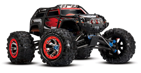 Summit 4WD Monster Truck W/ 2.4GHz TQi Radio, No Batteries (TRA56076-4)