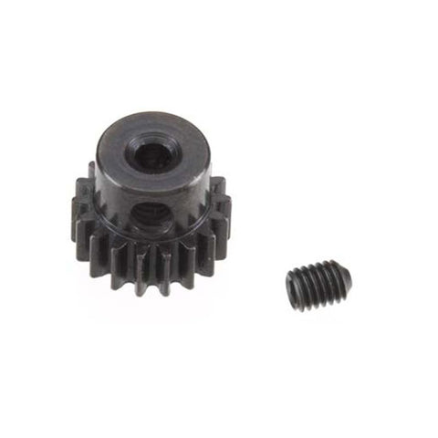 Pinion Gear 48P 18T 2.3mm Shaft w/Set Screw (TRAC7041)