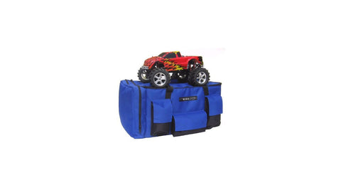 Car/Truck Standard Tote, Blue: 1/8 Monster Truck (WGT401)