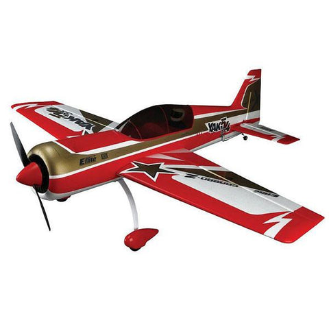 Carbon-Z® Yak 54 3X BNF Basic with AS3X® Technology  by E-flite