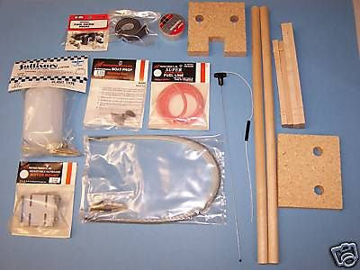 PRATHER (SPITFIRE I HYDRO) ACCESSORY KIT/VINTAGE #1216
