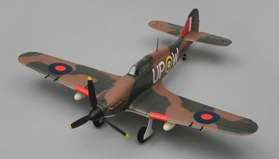 Airfield Hurricane RC Warbird RTF