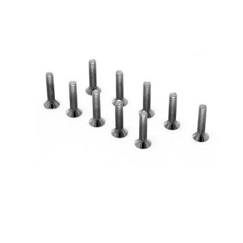 "5-40 X 5/8"" Flat Head Screws (10) (LOSA6275)"