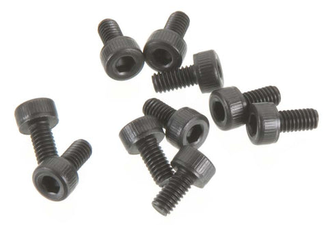 Associated Socket Head Cap Screw M2.5x5mm (10)