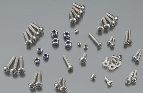 Traxxas Hardware Kit Stainless Steel Spartan