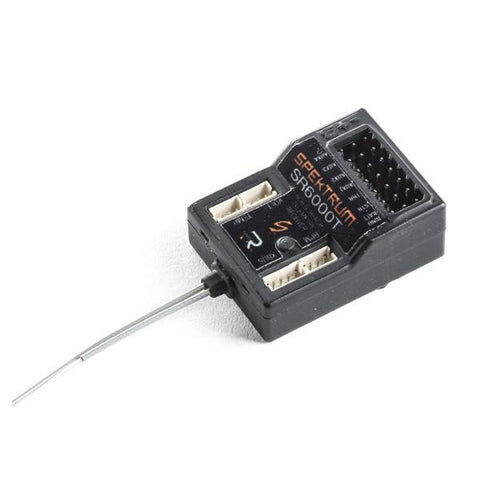 SR6000T 6-Channel DSMR® Slim Receiver with Telemetry