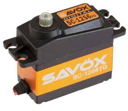 Savox - STANDARD SIZE CORELESS DIGITAL SERVO .15/277