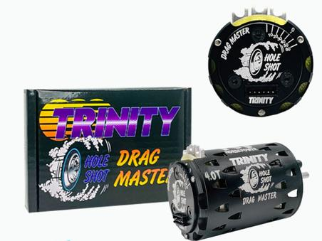 Trinity - Drag Master 4.0T Holeshot Brushless Motors