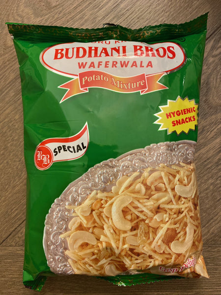 Budhani Potato Mixture