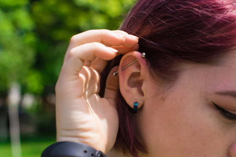 Why Do My Earring Holes Smell?
