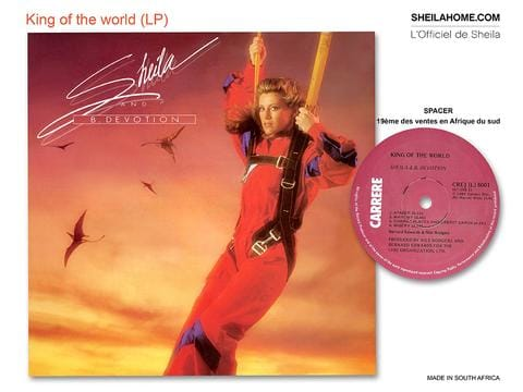 Sheila | Nil Rogers | King Of The World