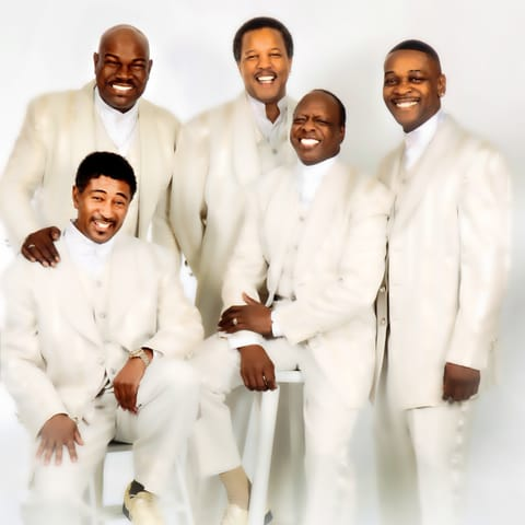 The Spinners | Funky Pearls Mix