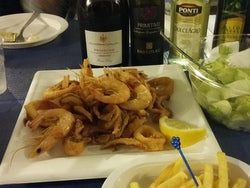 Mare Fritto meal