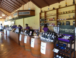 Granmonte tasting room and shop