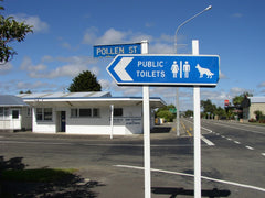 Another informative NZ road sign