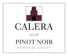 Calera 2016 Central Coast Pinot Noir 375ml