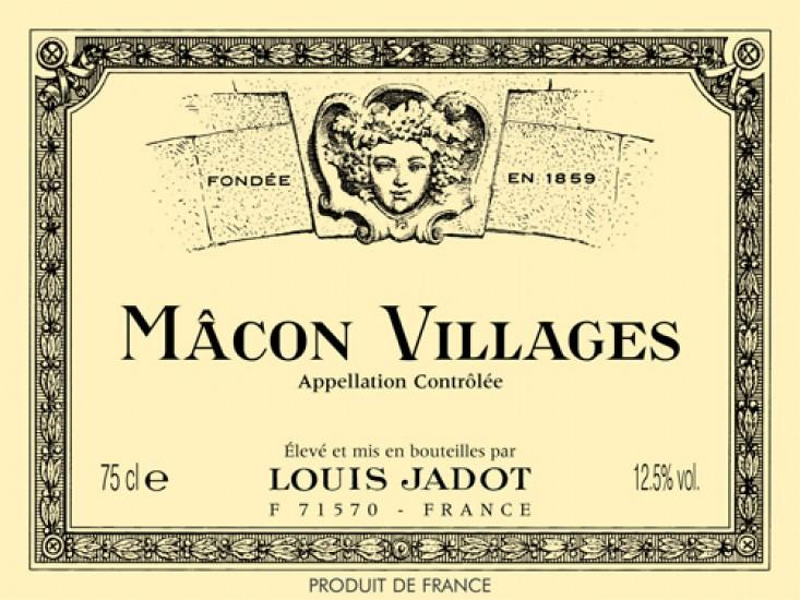 Louis Jadot 2019 Macon Villages 375ml