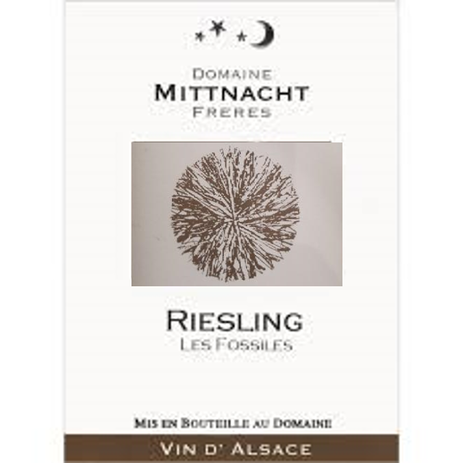 Domaine Mittnacht Freres 2018 Riesling 375ml