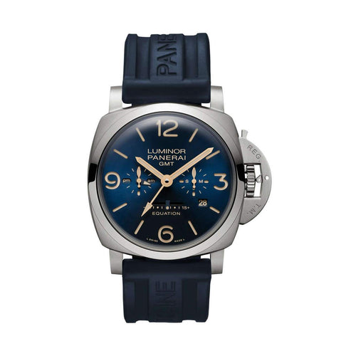 PANERAI PAM00670 Luminor 1950 Equation of Time Blue Dial Men's Watch