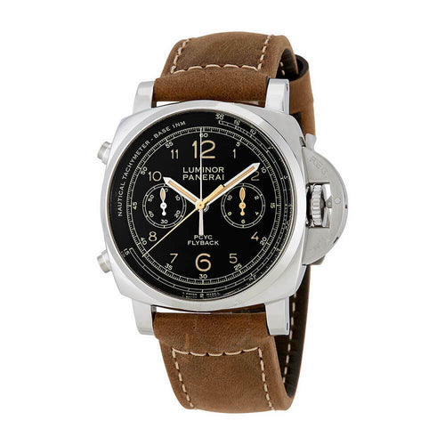 Panerai PAM00653 Luminor 1950 Automatic Flyback Chronograph Men's Watch
