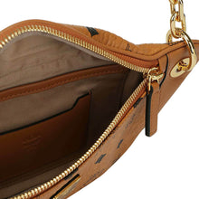Load image into Gallery viewer, MCM Essential Original Crossbody Cognac Mini Bag MWR9ASE49CO 8809630662372