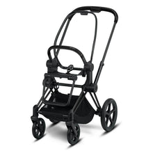 Load image into Gallery viewer, CYBEX Priam Frame incl. Lux Seat Hard part – Matte Black 519003261 4058511651828