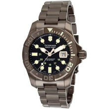 Load image into Gallery viewer, Victorinox Swiss Army Men's 241429 Dive Master 500M Black Ice Black Dial Sports Watch