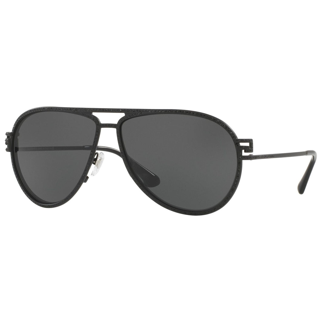 Versace VE2171B Women's Fashion Aviator Sunglasses - Choose your color
