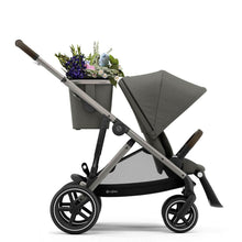 Load image into Gallery viewer, CYBEX GAZELLE S Complete Stroller – Soho Grey 520003559 4058511967547