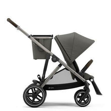 Load image into Gallery viewer, CYBEX Gazelle S Complete Stroller – Soho Grey
