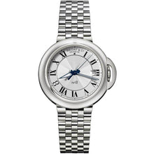 Load image into Gallery viewer, Bedat No. 8 Stainless Steel Silver Dial Automatic Unisex Watch 831.011.100