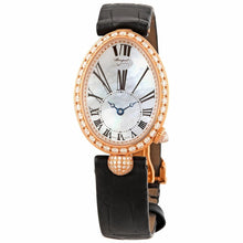 Load image into Gallery viewer, Breguet Reine de Naples Rose Gold Automatic Ladies Watch 8928BR51944DD0D