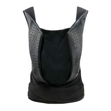 CYBEX Yema Tie Baby Carrier – Stardust Black Leather