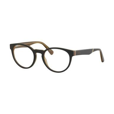 Guess GU-1932-092 Blue Round Men's Acetate Eyeglasses