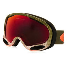 Load image into Gallery viewer, Oakley OO7044-42 A-Frame 2.0 Multi Color Prizm Torch Iridium Sports Snow Jet Ski Goggles