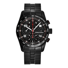 Load image into Gallery viewer, Porsche Design 6010.1040.05012 Black Dial Black Titanium Chronograph Watch