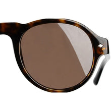 Load image into Gallery viewer, Giorgio Armani AR8053 502653 Tortoise Round Rull Rim Sunglasses for Men 8053672373967