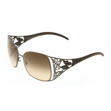 Invicta IEW033-09 Corduba Butterfly Filigree All Brown Full Rim Women's Sunglasses Frames