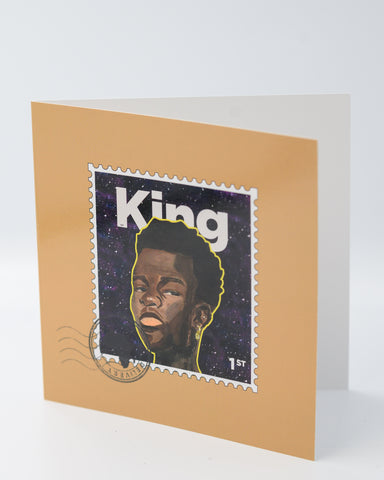 King Greetings Card