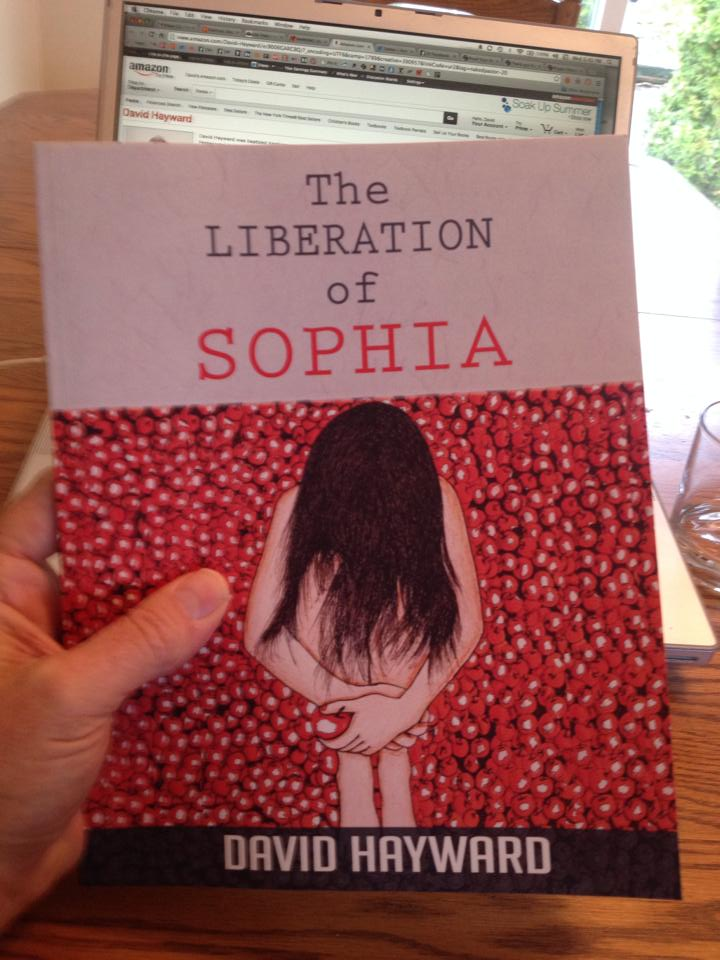"my new book ""The Liberation of Sophia"""