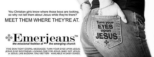 don't get behind on your evangelism!