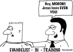 evangelistic sensitivity