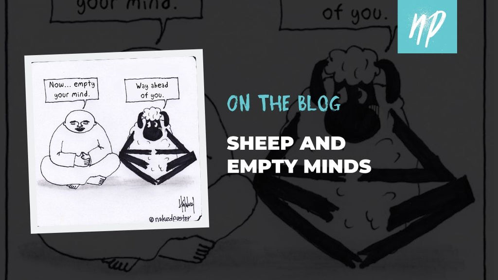 Sheep and Empty Minds