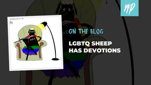 LGBTQ Sheep Has Devotions