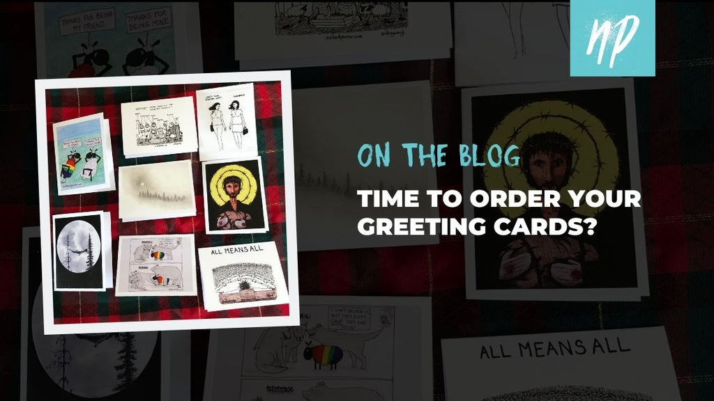 Time to Order Your Greeting Cards?