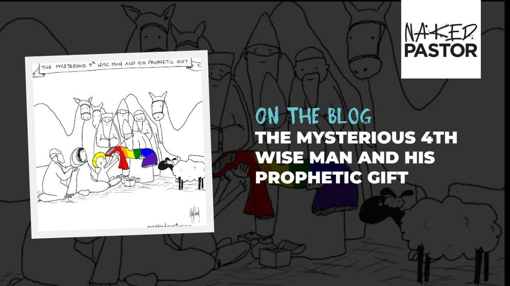 The Mysterious Fourth Wise Man and His Prophetic Gift