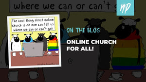Online Church is for All!