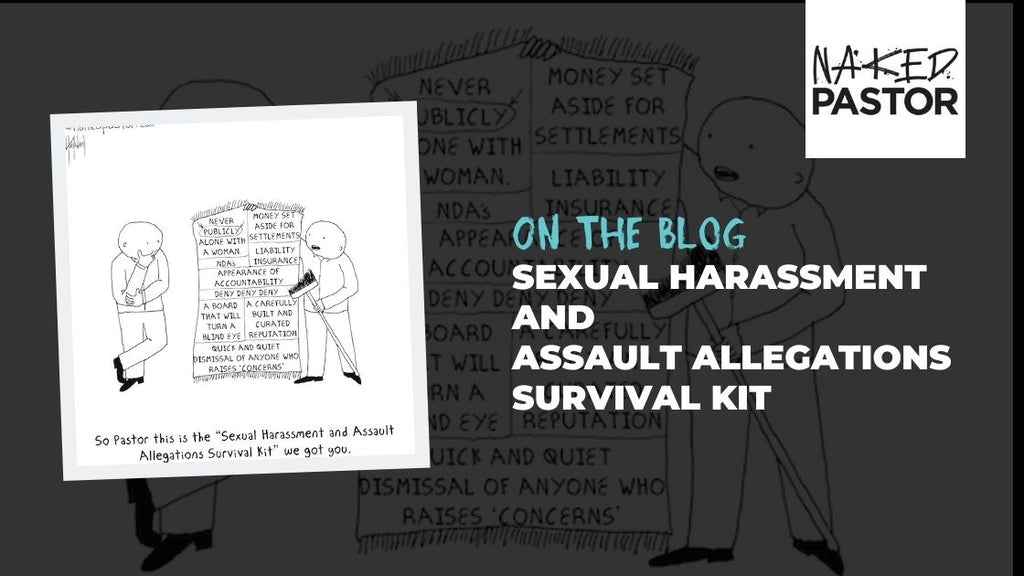Sexual Harassment and Assault Allegations Survival Kit